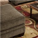 American Furniture 3700 Ottoman - Item Number: 3705 M
