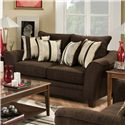 American Furniture 3850 Loveseat - Item Number: 3852 3920