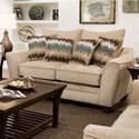 American Furniture 3850 Loveseat - Item Number: 3852-4212