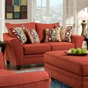 American Furniture 3850 Loveseat - Item Number: 3852-4308
