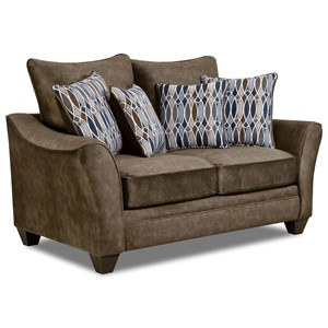 American Furniture 3850 Loveseat
