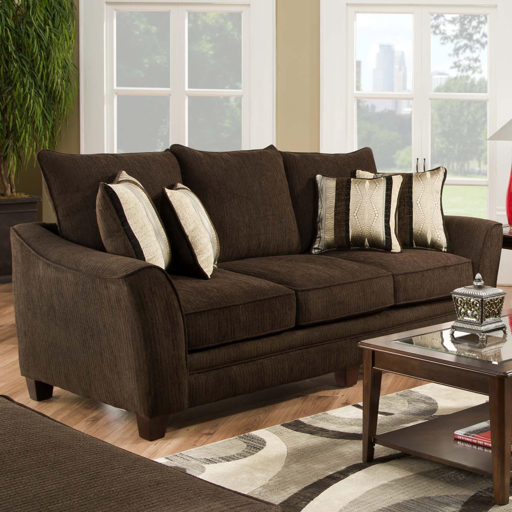 Vendor 610 3850 Sofa - Item Number: 3853 3920