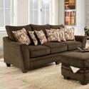 American Furniture 3850 Sofa - Item Number: 3853-2131