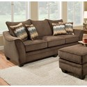 American Furniture 3850 Sofa - Item Number: 3853-4210
