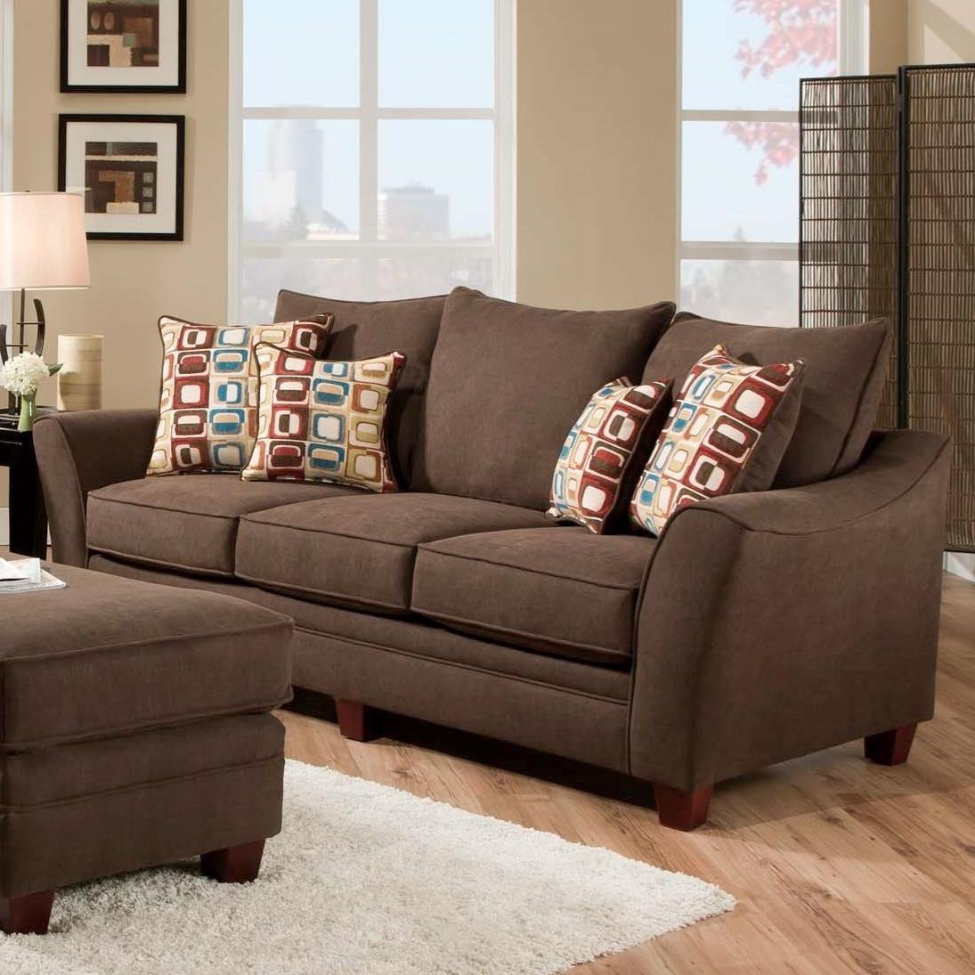 Vendor 610 3850 Sofa - Item Number: 3853-4310