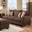 American Furniture 3850 Sofa - Item Number: 3853-4310