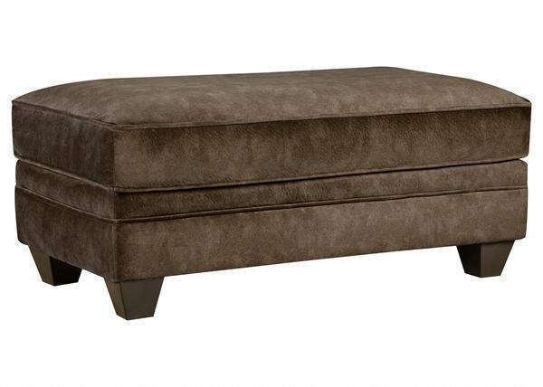 American Furniture 3850 Ottoman - Item Number: 3855-2280