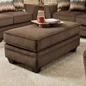 American Furniture 3850 Ottoman - Item Number: 4855-4210