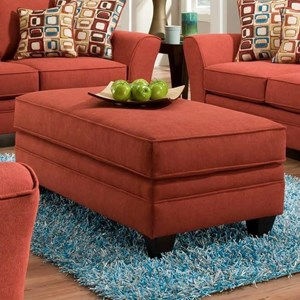 American Furniture 3850 Ottoman