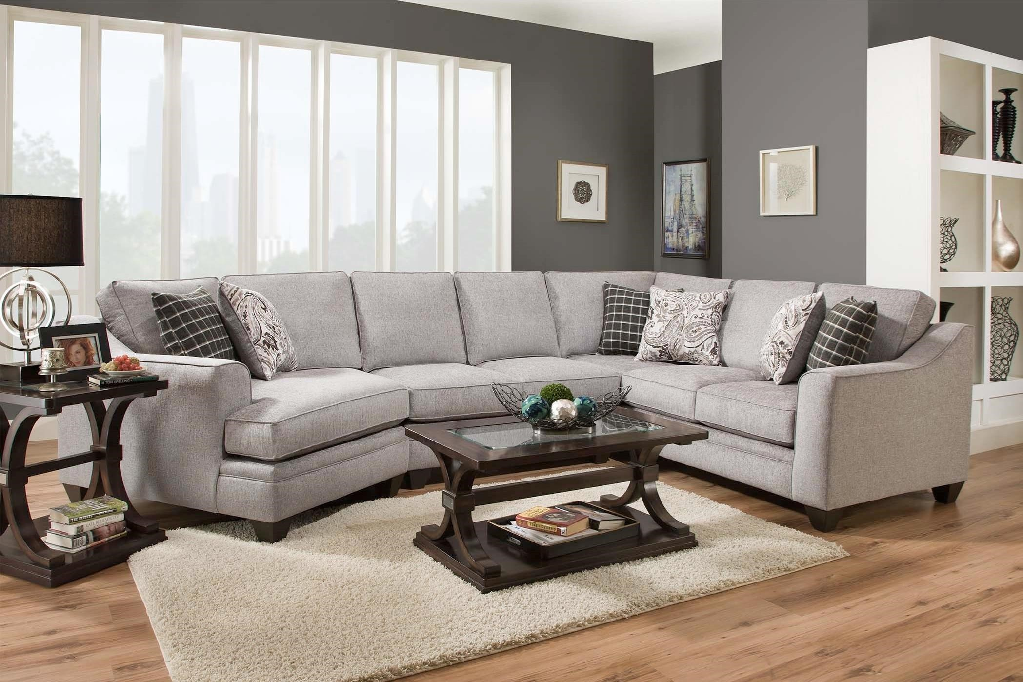 3900 3-Piece Sectional by Peak Living at Prime Brothers Furniture
