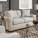 American Furniture 4050 Loveseat - Item Number: 4052-4770