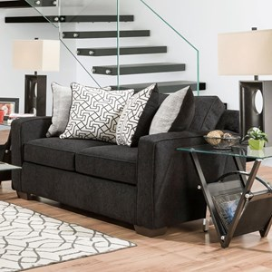 American Furniture 4050 Loveseat