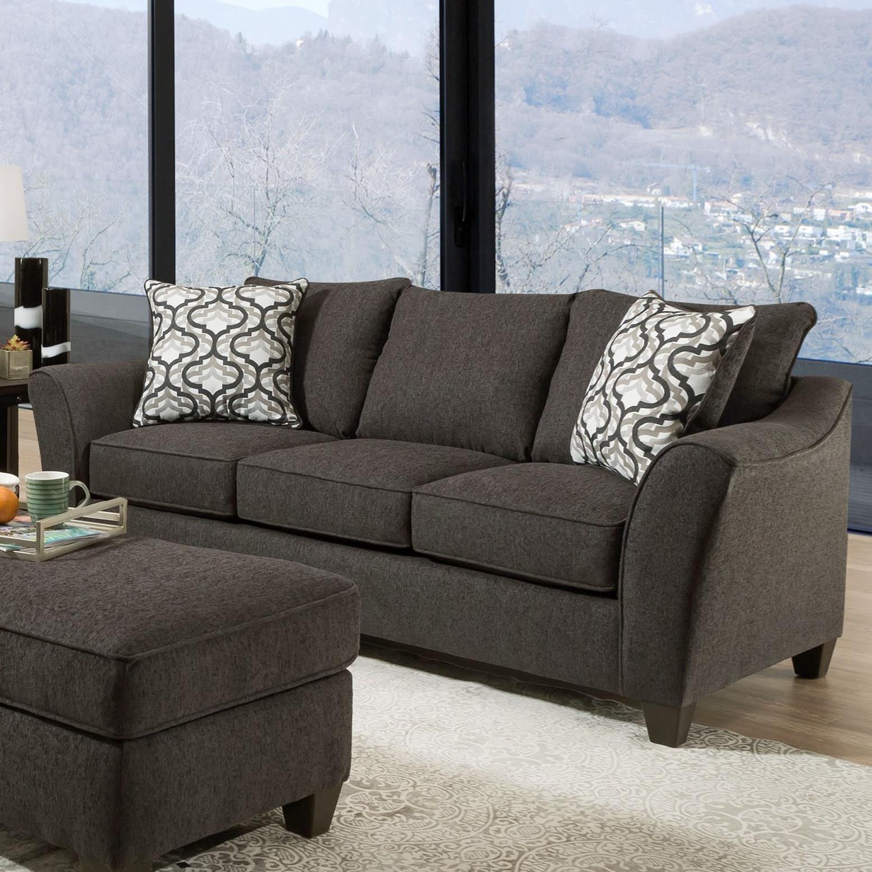 4550 Sofa by Peak Living at Steger's Furniture