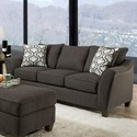 American Furniture 4550 Sofa - Item Number: 4553-2126