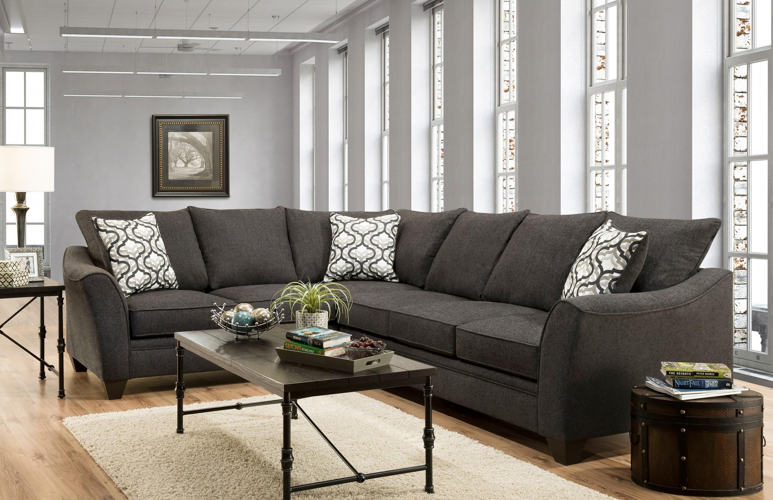 4810 5 Seat Sectional Sofa by Peak Living at Prime Brothers Furniture
