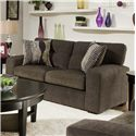 American Furniture 5100 Group Two Person Loveseat with Soft Urban Style - 5102 3430