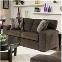 American Furniture 5100 Group Loveseat - Item Number: 5102 3430