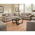 American Furniture 5250 Living Room Group - Item Number: 5250-4213-Living-Room-Group