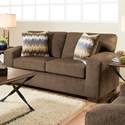 American Furniture 5250 Loveseat - Item Number: 5252-4210