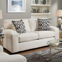 American Furniture 5250 Loveseat - Item Number: 5252-4211