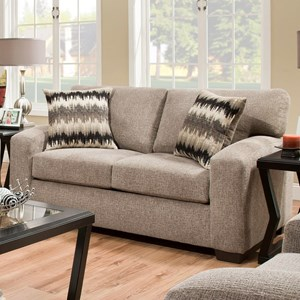 American Furniture 5250 Loveseat