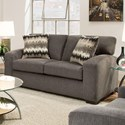 American Furniture 5250 Loveseat - Item Number: 5252-4214