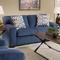 American Furniture 5250 Loveseat - Item Number: 5252-4216