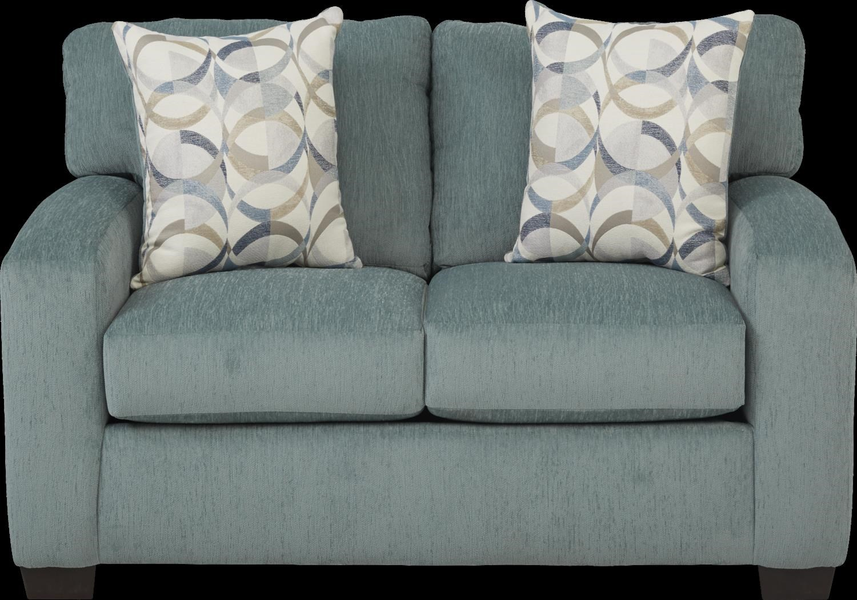 5250 Upholstered Loveseat by Peak Living at Furniture Fair - North Carolina