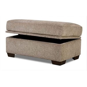 American Furniture 5250 Storage Ottoman