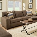 American Furniture 5250 Sleeper Sofa - Item Number: 5258-4210