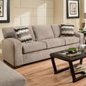 American Furniture 5250 Sleeper Sofa - Item Number: 5258-4213