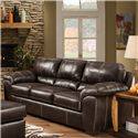 American Furniture 5400 Casual Sofa with Comfortable Pillow Arms - 5403-1870