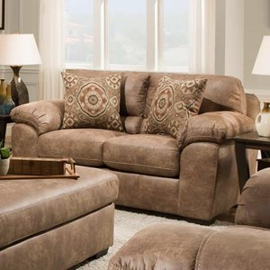 American Furniture 5407 Loveseat