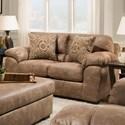 American Furniture 5407 Loveseat - Item Number: 5402-8630