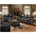 American Furniture 5450 Stationary Living Room Group - Item Number: 5450-6601 Living Room Group