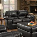 American Furniture 5450 Loveseat - Item Number: 5452-6601