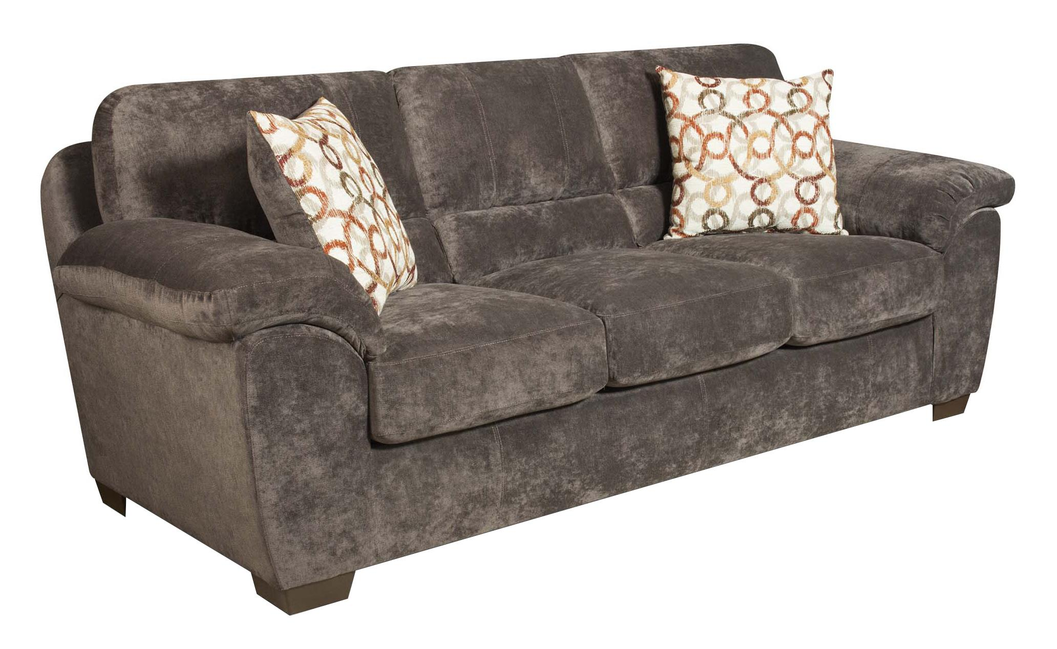 Casual Sofa 5450 By American Furniture Wilcox Furniture Sofa Corpus Christi Kingsville