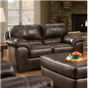 American Furniture 5450 Loveseat - Item Number: 5453-6602