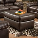 American Furniture 5450 Ottoman - Item Number: 5455-6602