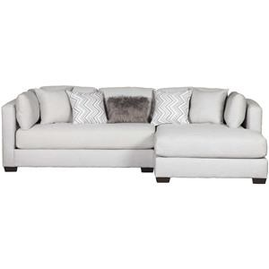 Chaise-Inspired Sectional Sofa