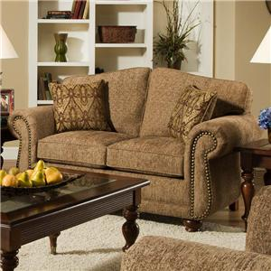American Furniture 6000  Loveseat