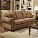 American Furniture 6000  Sofa - Item Number: 6003-2350