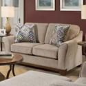 American Furniture 6150 Loveseat - Item Number: 6152-5443