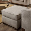 American Furniture 6150 Ottoman - Item Number: 6155-5443
