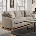 American Furniture 6160 Sofa - Item Number: 6163-3250