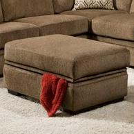 Vendor 610 6800 Storage Ottoman - Item Number: 6806-1661