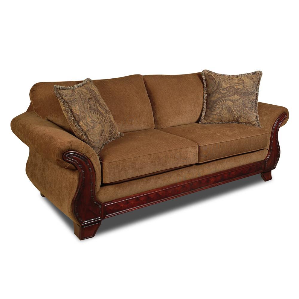 American Furniture 6900 Sofa - Item Number: 6903 T