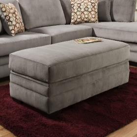 American Furniture 7000 Storage Ottoman