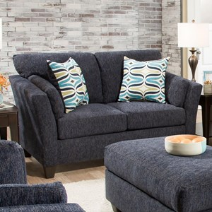 7300 Loveseat by American Furniture