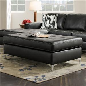 American Furniture 7400 Ottoman